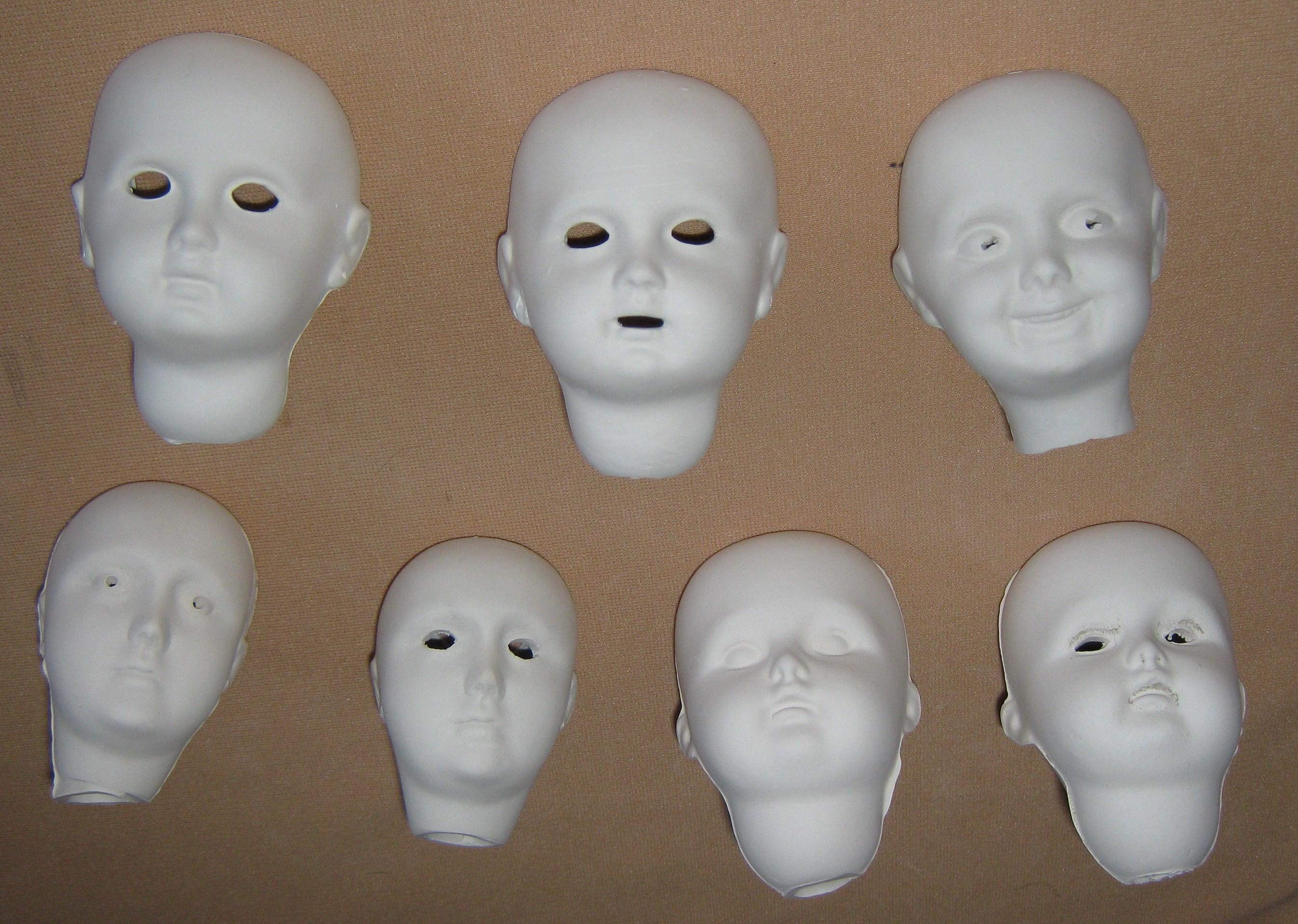 Porcelain Dolls  Catskill Dolls